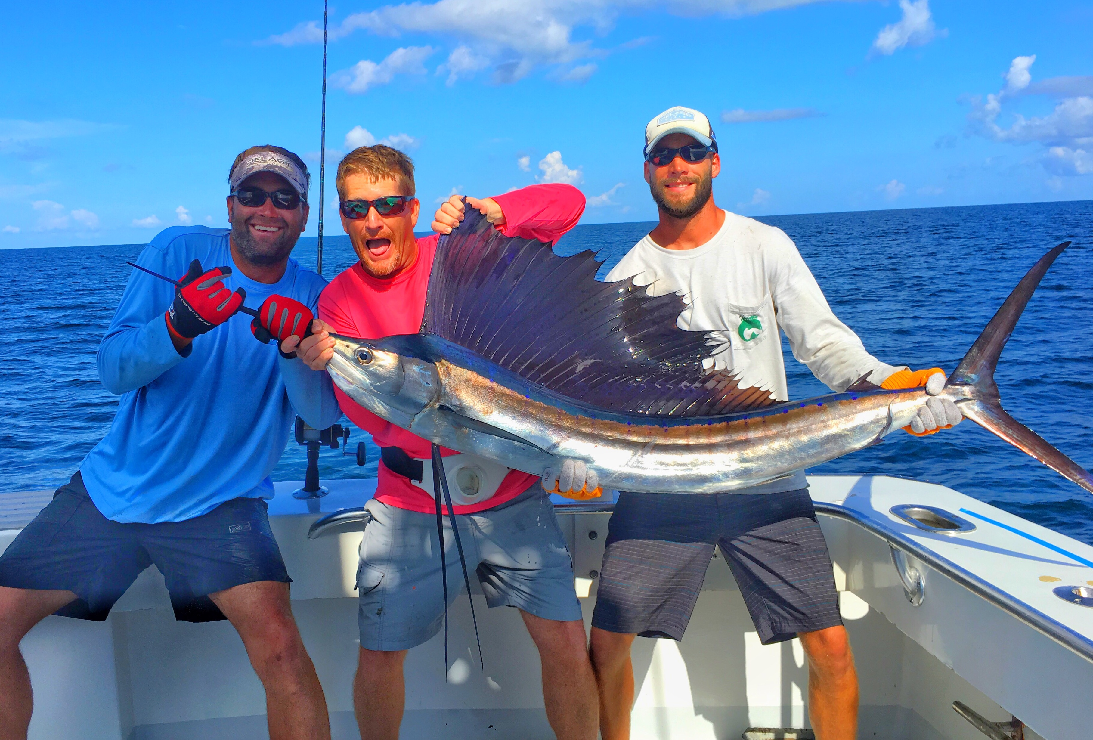 About the captain of 100 proof charters deep sea fishing for Destin fl deep sea fishing