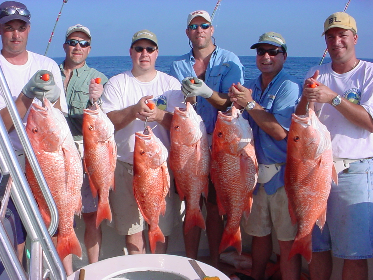 Photo gallery of fish deep sea fishing in destin fl for Fishing in destin fl