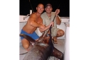 158 lb swordfish in Destin