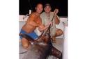 158 lb swordfish in Destin