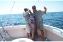 Giant Grouper caught on a 48 hr Fishing Charter