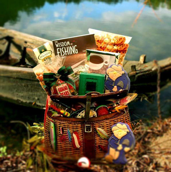 destin charter fishing christmas basket