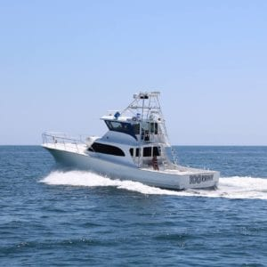 Charter boat 100 Proof in Destin, FL